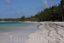 пляж и никакого фотошопа