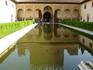 Альгамбра, внутренний дворик.