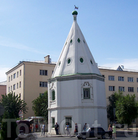 Башня ограды Спасо-Преображенского монастыря