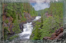 Экскурсия на водопад Кивач.