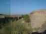 в средневековье вся Фамагуста умещалась за этими стенами а сейчас можно только оценить размеры этих стен,рва,заполняемого водой через который действительно ...