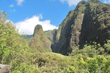 мауи горы