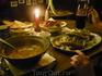 """Ужин при свечах в """"Грубом Готлибе"""",-еще одно достопримечательное место Берлина!"""