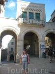 Улочка в Сан-Марино
