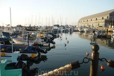 Яффский порт.
