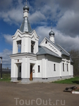 церковь рядом с санаторием