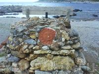 это также символ Сицилии ( дикий пляж)
