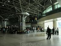 Лиссабон.Аэропорт