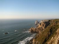 мыс Рока (Cabo da Roca) - самая западная точка Европы