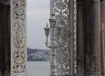 Доммабахче - султанский дворец