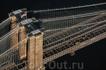 Бруклинский мост через Ист-Ривер, Нью-Йорк