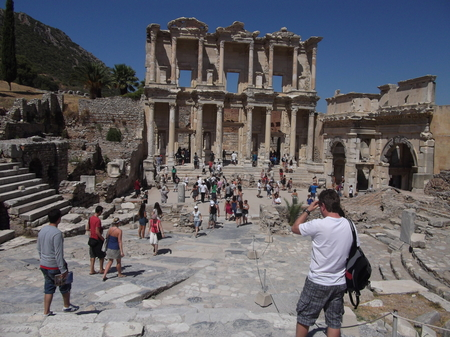 экскурсии в Турцию