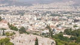 вот они Афины
