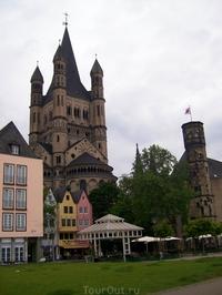 Церковь Св. Мартина в Кёлне