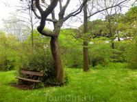 В 1932 г. парк Капричо был объявлен историческим садом. Парк пострадал во время гражданской войны, здесь под парком были устроены бомбоубежища, а в самом парке был штаб республиканской армии.