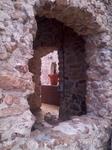 Руины старинного храма