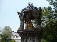Парк Liuhua Будда-подарок тайцев