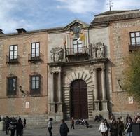 Толедский дворец Архиепископа