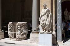 Коллекция античной скульптуры в музеях Ватикана