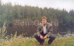 Сосны, ели, вода и камни - такое может быть только на Северо-Западе России!