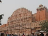 Джайпур. Палац вітрів.  20.03.12