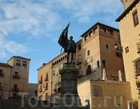 Памятник Хуану Браво