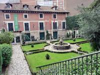 Продвигаясь по городу, набрела на дом-музей Сервантеса, где он завершал последние главы Дон-Кихота.