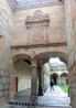 По этой галерее мы проходим в одной из красивейших мест - патио de las Escuelas Menores.