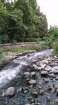 горная речка в Сандански