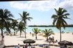 Пляж нашего родного отеля