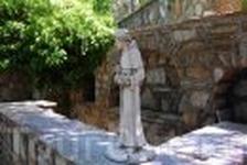 Рядом с домом Девы Марии.