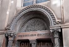 фасад церкви Святого Евгения