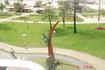 Сан-Весенте. Вдоль пляжа расположена специальная велосипедная дорожка