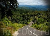 Дороги Суматры