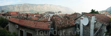 Крыши Котора