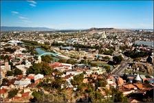 красив Тбилиси сверху!