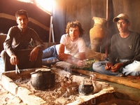 Вади-Рам   На чаек к бедуинам-1
