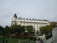 Мадрид. Отель Ритц