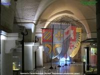 Рыцарский зал в Крепости Акко