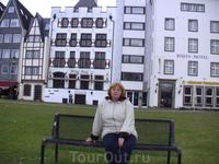 На набережной Рейна