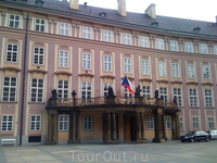Королевский дворец в Пражском Граде