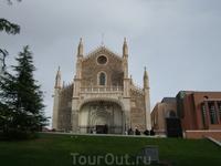 Мадрид. Королевская церковь святого Иеронима