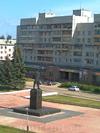Фотография Памятник Чкалову (Чкаловск)