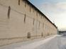 Стена Спасо-Преображенского монастыря