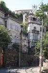 Район Санта-Тереза начали строить еще в 18 веке. Здесь до сих пор сохранилось много старых зданий
