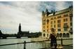 Стокгольм- город каналов..