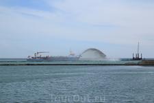 порт в Одессе by D.