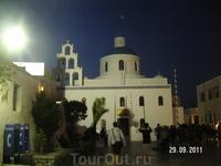 Церковь в Ие
