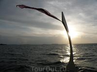 мальдивская лодка