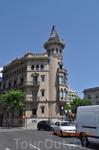 Таррагона: улица Рамбла( как в Барселоне)